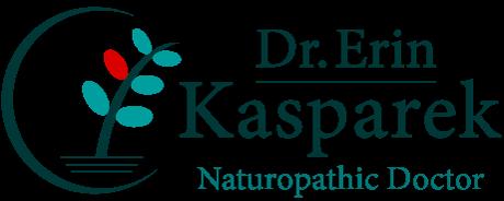 Dr. Erin Kasparek, ND Retina Logo